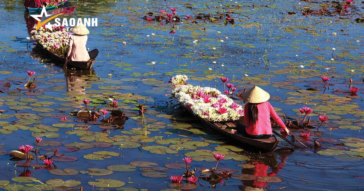 Hà Nội - Sài Gòn - Miền Tây - Cần Thơ