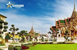 Hà Nội - Bang Kok - Safari World - Pattaya