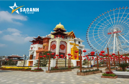 Hà Nội – Đà Nẵng – Bảo Tàng Tranh 3D – Hội An
