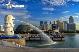 Hà Nội - Singapore - Đảo Sentosa