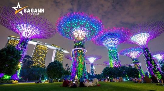 Hà Nội - Singapore (Bay tối)