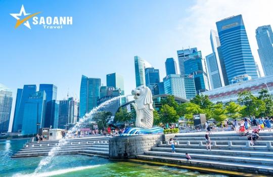 Hà Nội - Singapore (Bay trưa)
