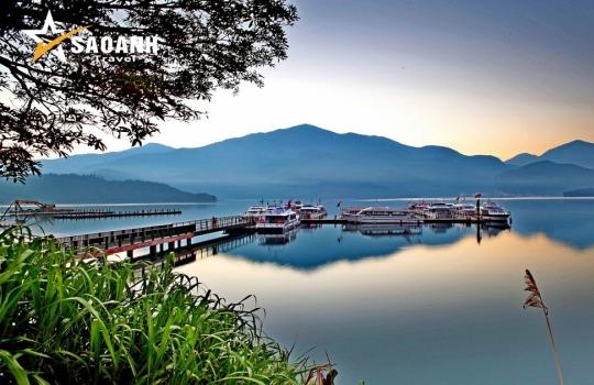 Hà Nội - Cao Hùng - Đài Trung - Đài Bắc