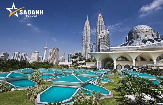 Hà Nội - Malaysia - Singapore