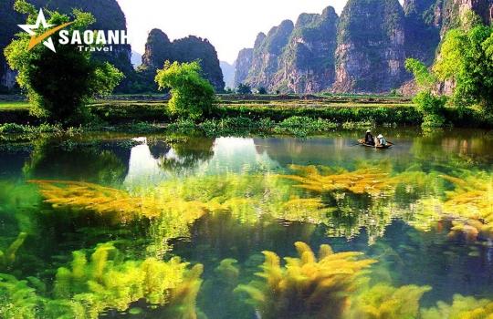 Hà Nội - Bái Đính - Tràng An